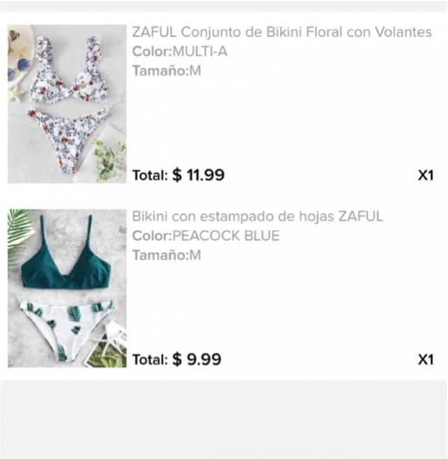 Perfect outfit for the beach🏖  Always looking great at the best price with ZAFUL ✨ Be positive on the quarantine and wa…