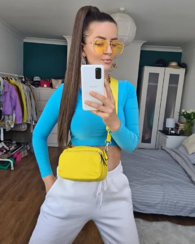 yellow & blue 💛💙💛