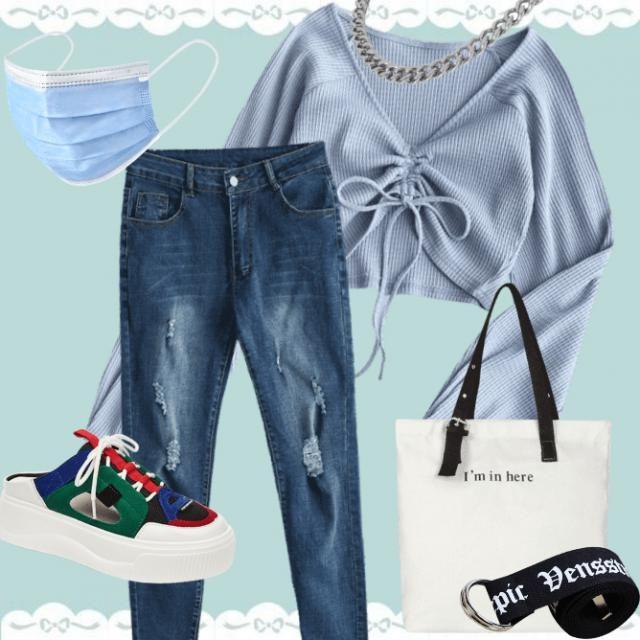 Denim Street Fashion