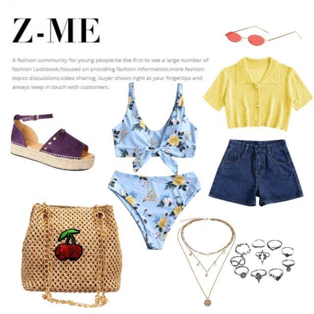 One sweet summer look :-)
