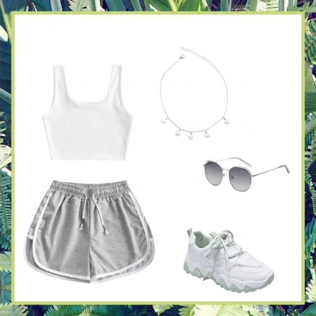 who doesn't love a comfy summer day outfit