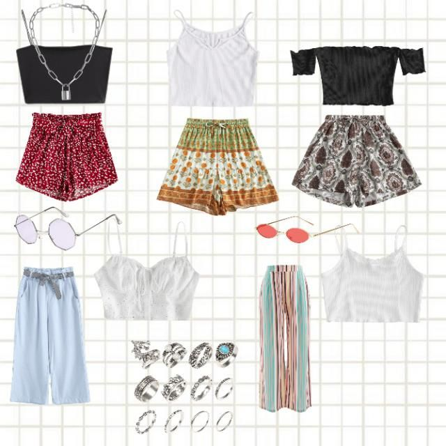 hot outfits for the summer