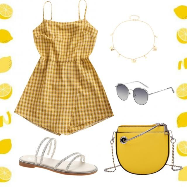 ✨Yellow is my happy color.✨