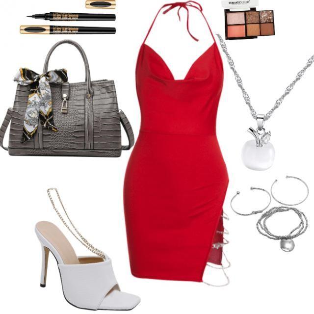 No todo tienes que estar perfectamente combinado,  la elegancia va más aya de la combinación. 🥰💋❣            …