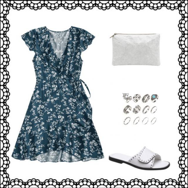 Mini summer dress!!