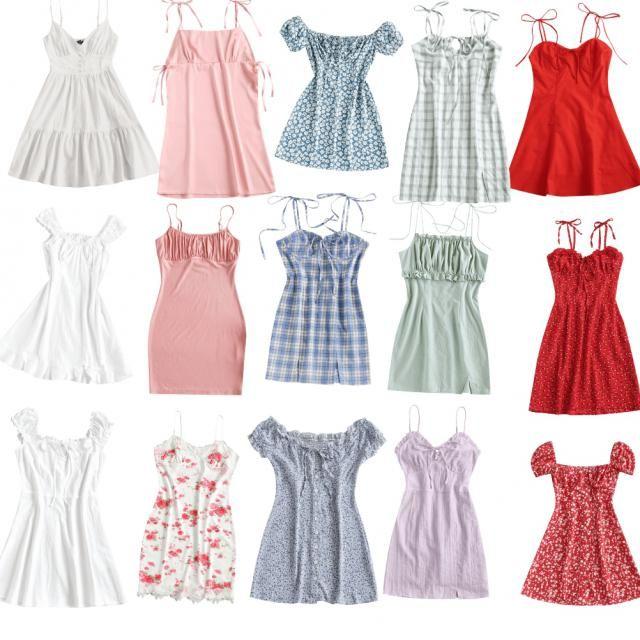 cute summer dresses 💗💗