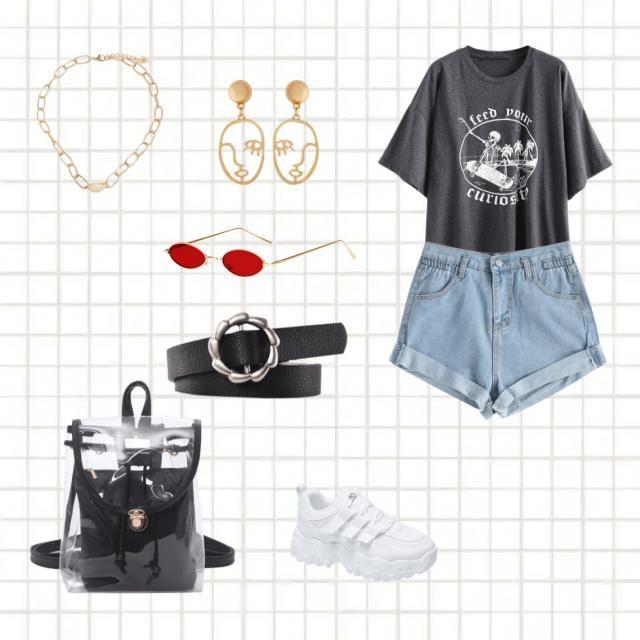 Casual but stylish
