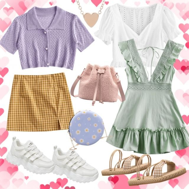 girlfriends outfits :)<3