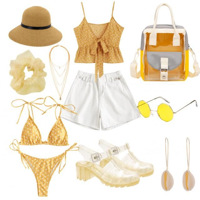 A mellow yellow day