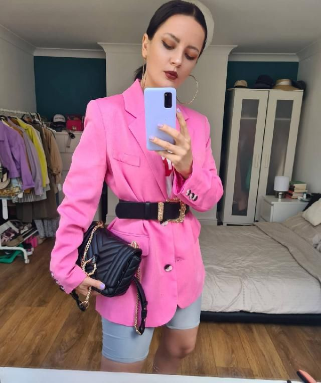love for pink 💘