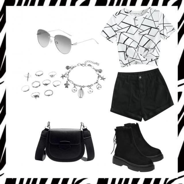 Black & white should always work together 😉