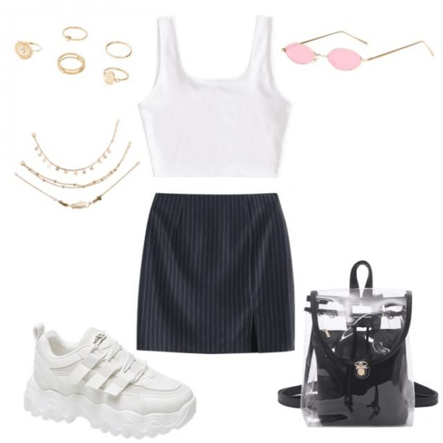 Casual day out outfit
