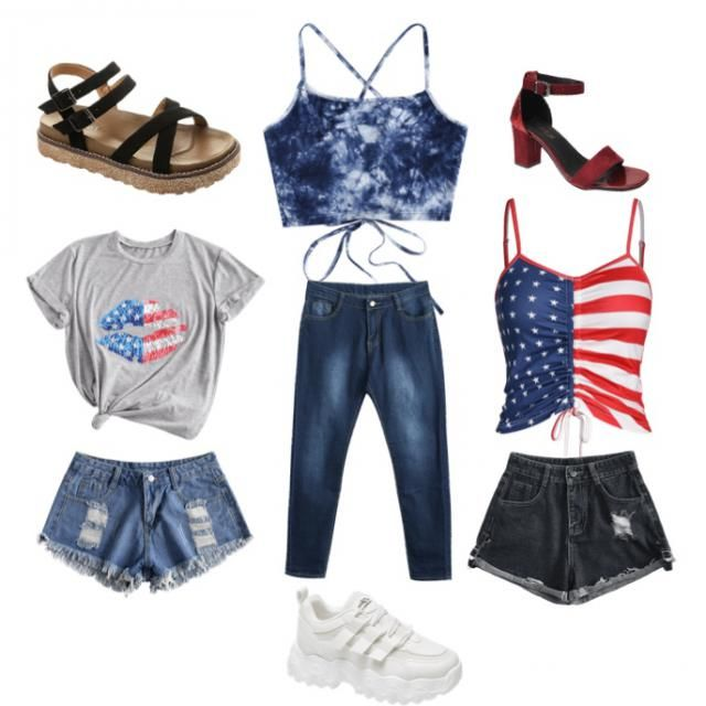 Forth of July outfits anyone???
