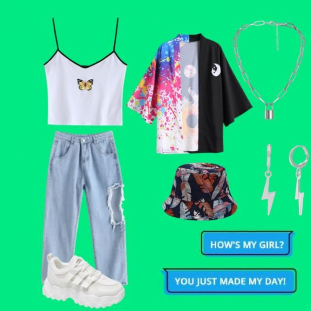 Outfit inspiration by me