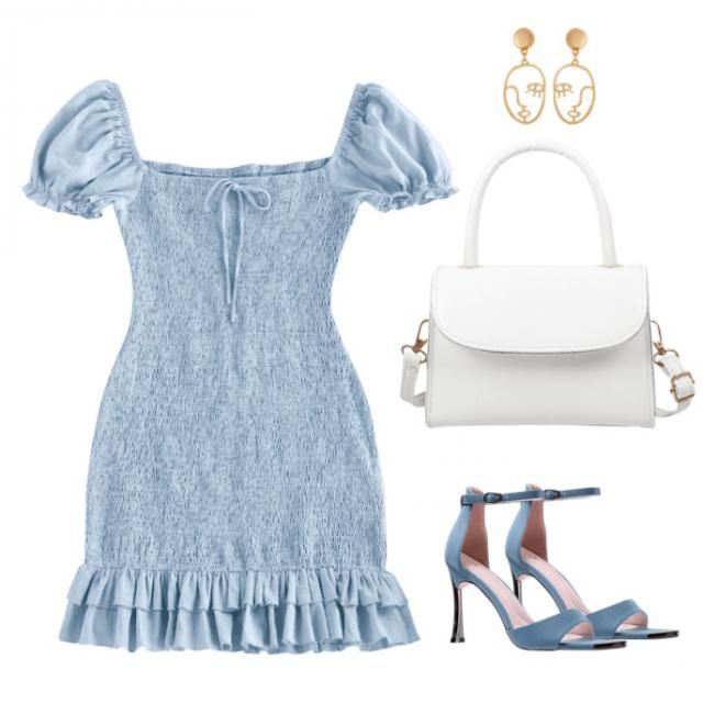 BLUE! The most fashionable color! I'm all tones blue its a match!! Do you like this blue outfit? Let me know it wi…