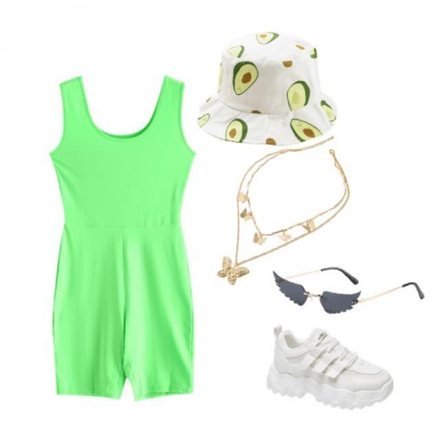 Green hotstuff