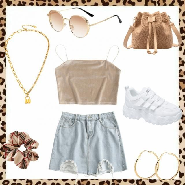Rich Outfit💛 (But cheap because its Zaful!!)