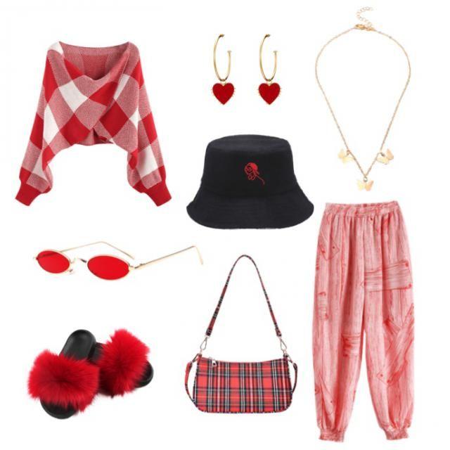 Red like blood🌹🎈❤️
