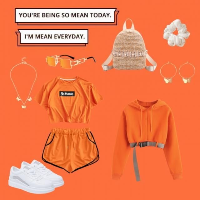 Orange heaven🍊🔥🧡
