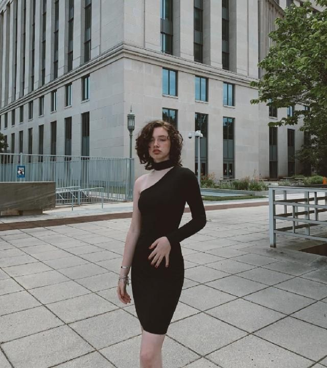 my new black dress yohoooo!!