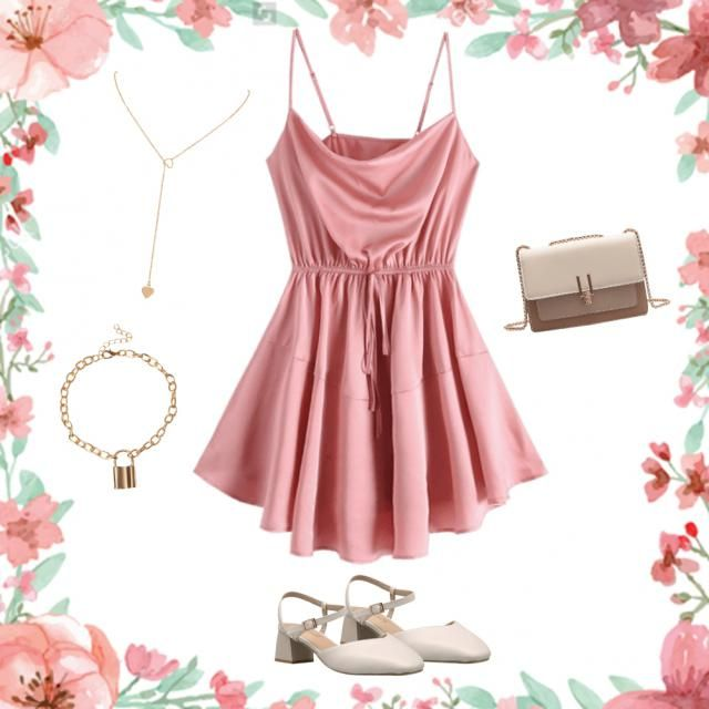 For the record - I&;m not a big fan of the color pink. BUT! I love blush tones & thou…