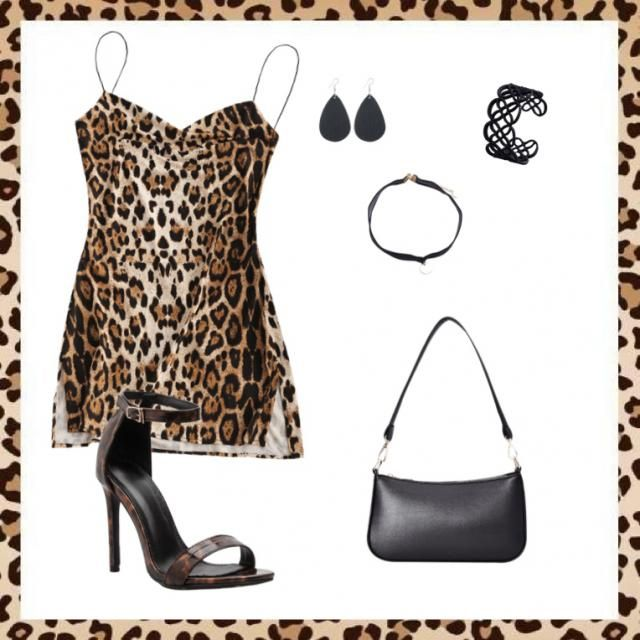 Typical party night go to outfit. Will suit any girl with any shape. Every girl will look equally beautiful in…