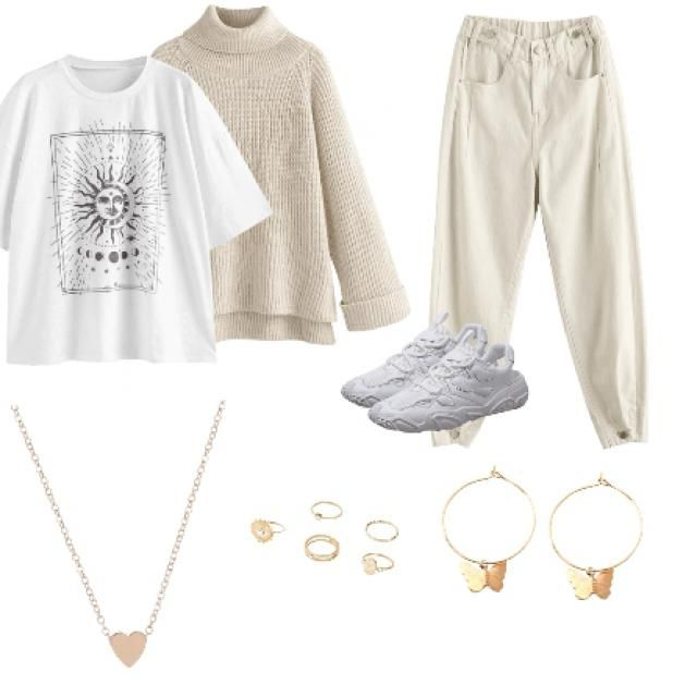 Outfit beige 🍁