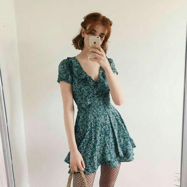what do you think about floral dresses? do you like them or not?