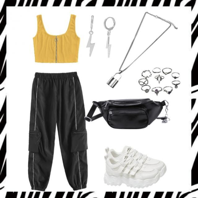 What do you guys think about this outfit? Comment any suggestions you have. I&;ll be checking the comments 💛