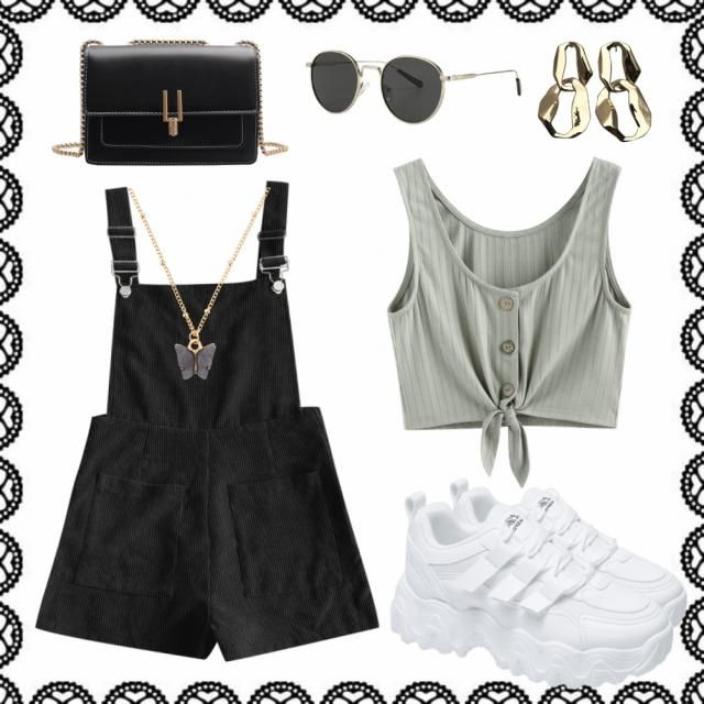 I&;m liking the vibes this outfit is giving me. What are your opinions on this outfit?