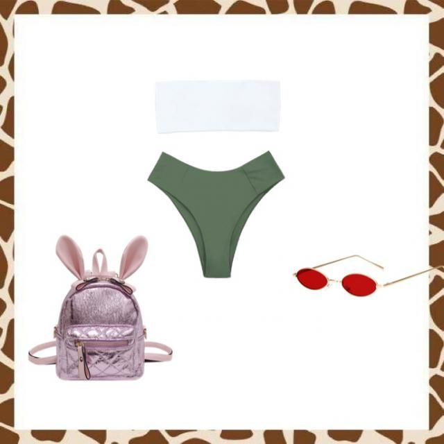 I really recommend this Bikini, I have The same bikini and The description is Right.