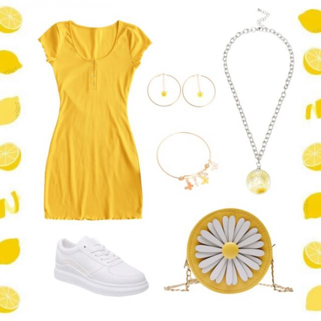 Yellow vibes 💛🌼💫⭐️💛