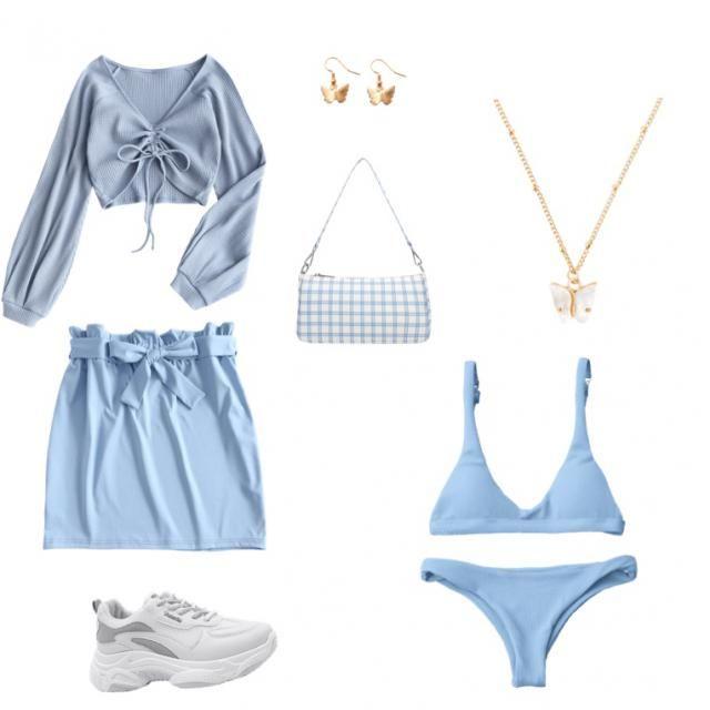 Blue Butterfly 🦋💍