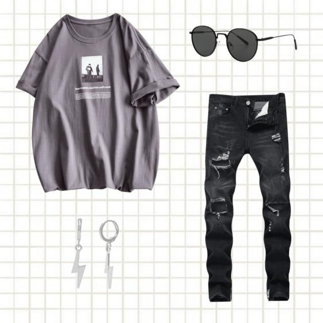 Street Outfit for men