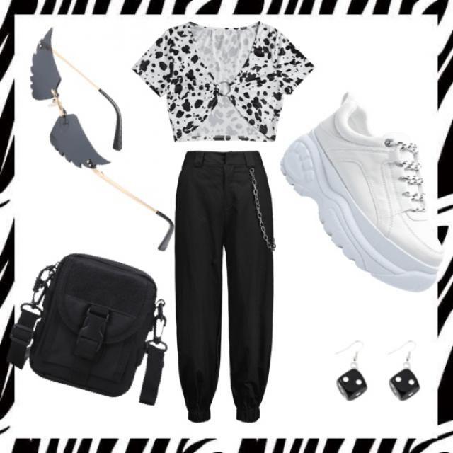 Black & white who?