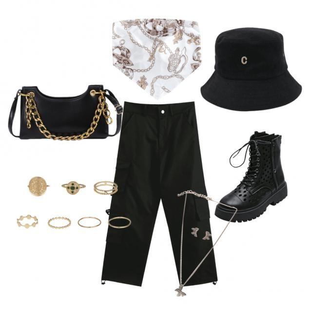 I tried to create one of my favourite  outfits. I hope you like it!🤎