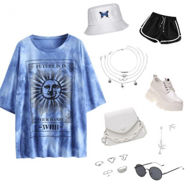 Basic Comfy Streetwear Look ;)