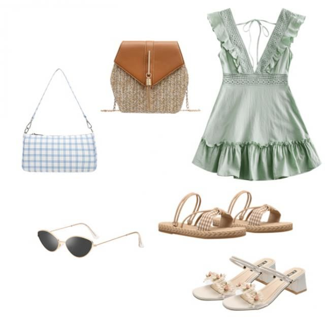 Summer dress for our summer body