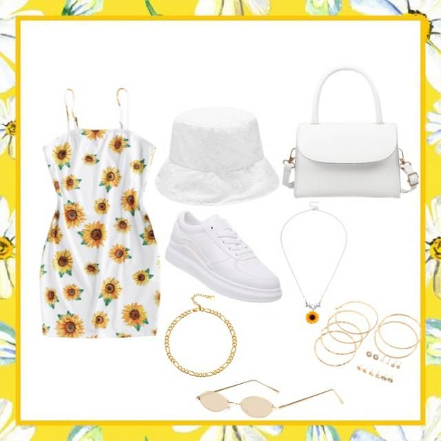 Perfect oufit for summer ❤️✨☀️