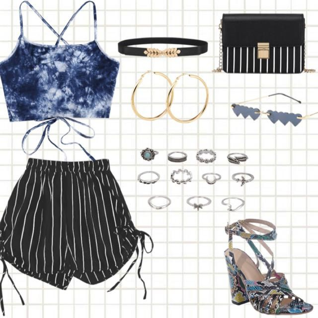 laid back, black and blue 𝚜𝚝𝚢𝚕𝚎𝚍 outfit