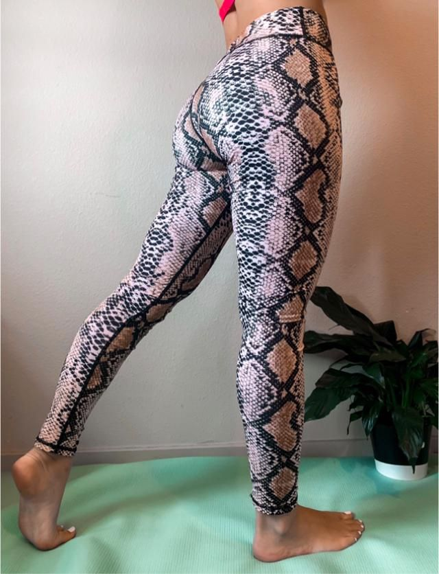 Very attractive leggings. You could workout out in these or turn them into a going out outfit. I'd wear these…