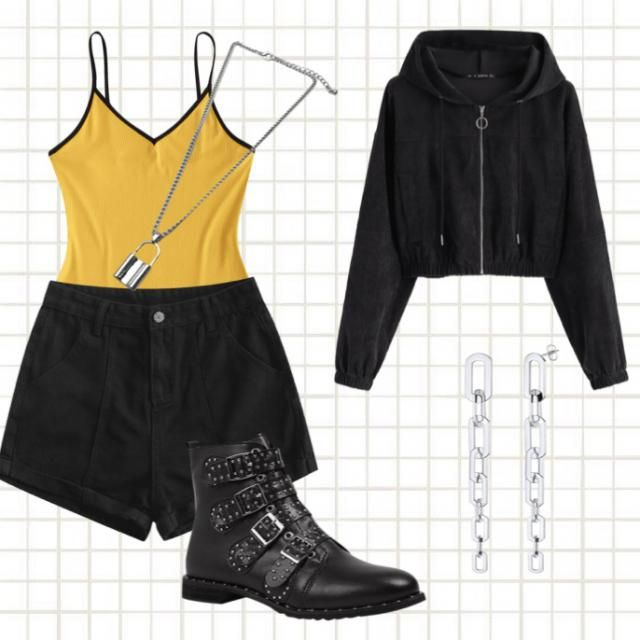 My type of outfit