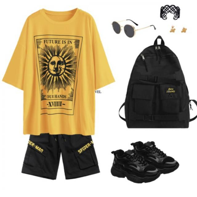 -Man                 not really a stylish outfit , just laid back .
