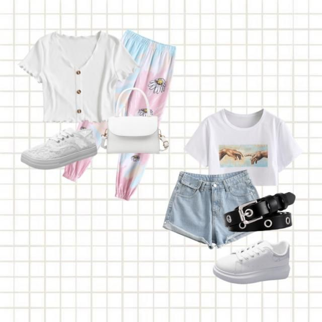 cute and aesthetic outfits
