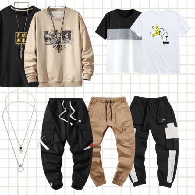 Distintas prendas para combinar de diferentes maneras y al mejor estilo