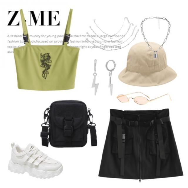 ✨a modern and trendy dressed-up outfit✨