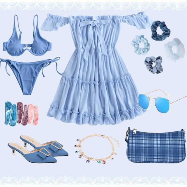 For those who loves blue 💙