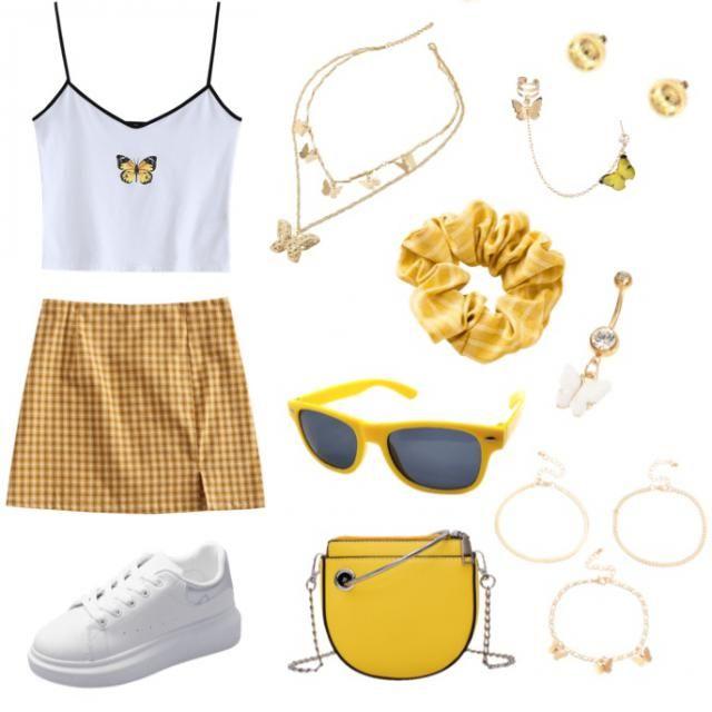 Girlfriend chooses my theme: yellow