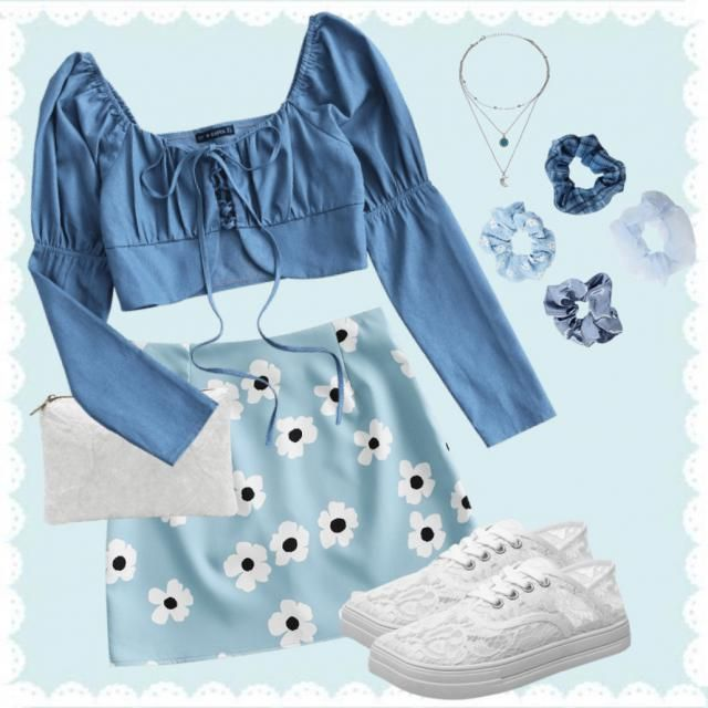BLUE!!! 💙🧵🧊 Really likening this one i would go with the darker scrunchie