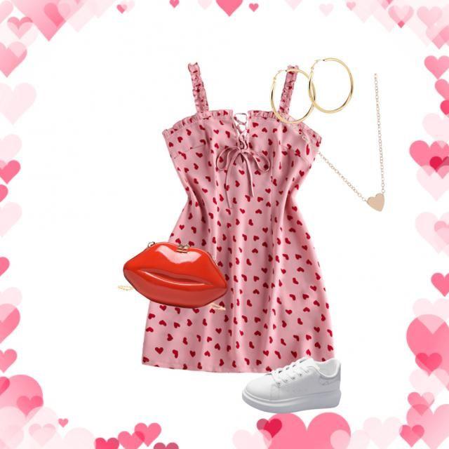 valentines babe idea♡